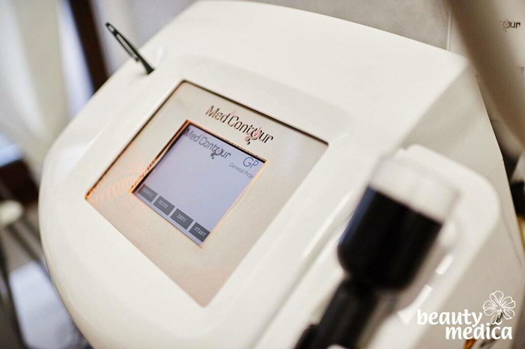 MedContour panel sterowania