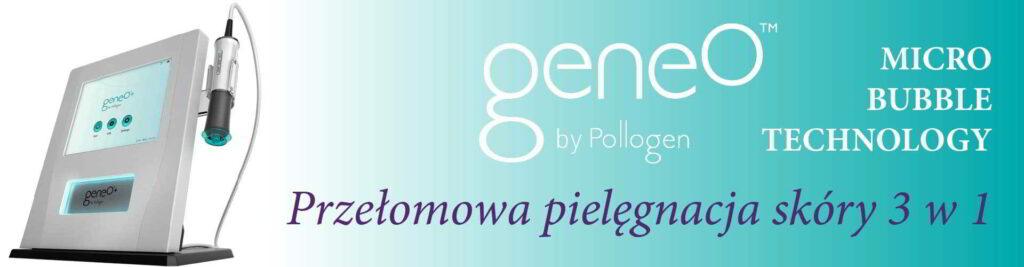 Geneo, przełomowa pielęgnacja skóry