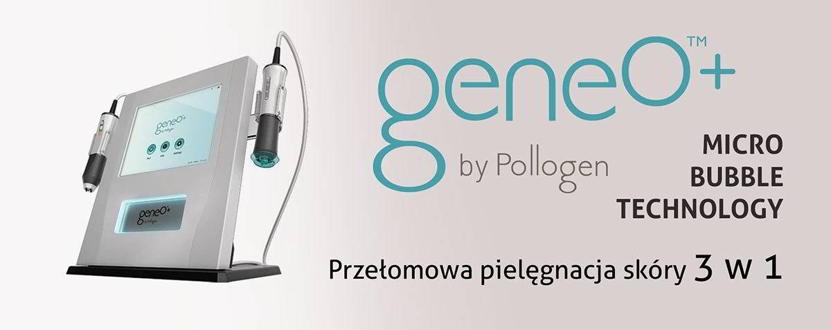 Geneo, przełomowa pielęgnacja skóry 3 w 1