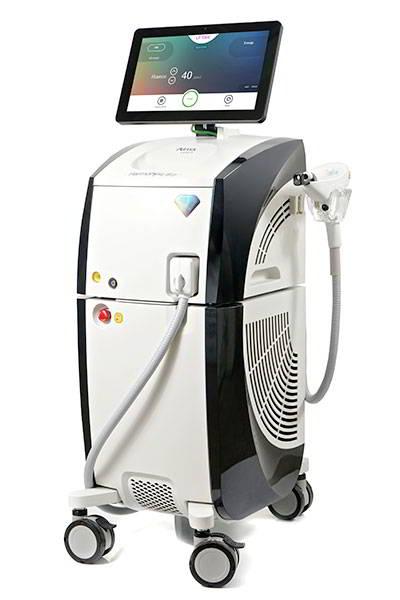 Q Switched urządzenie laserowe