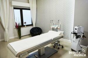 Stanowisko zabiegów karboksyterapii