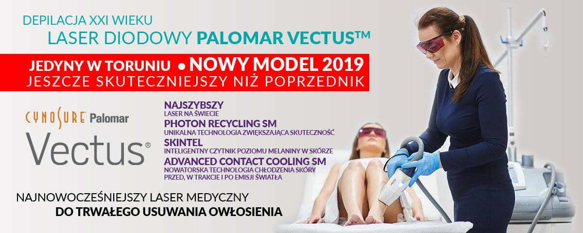 Palomar Vectus 2019 nowy model
