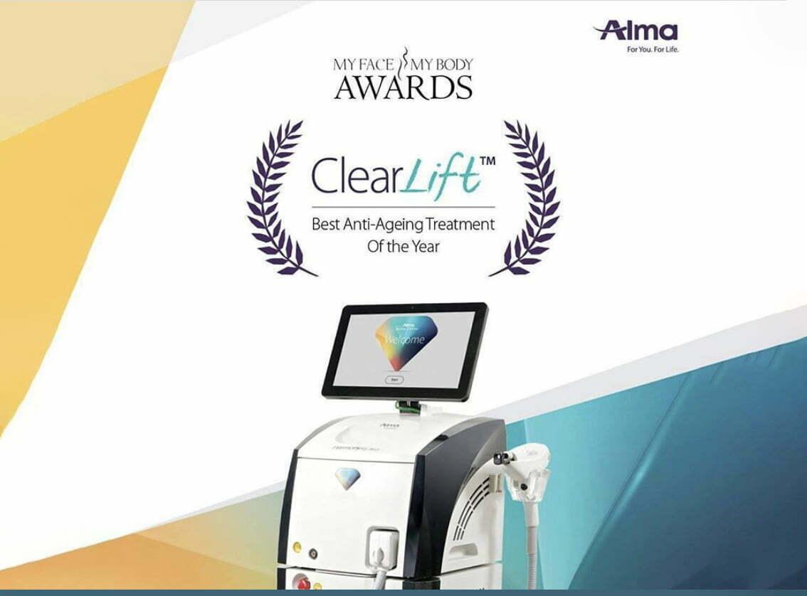 Laser ClearLift Alma Harmony XL Pro w Beauty Medica