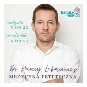 dr Maciej Łukasiewicz w TOruniu